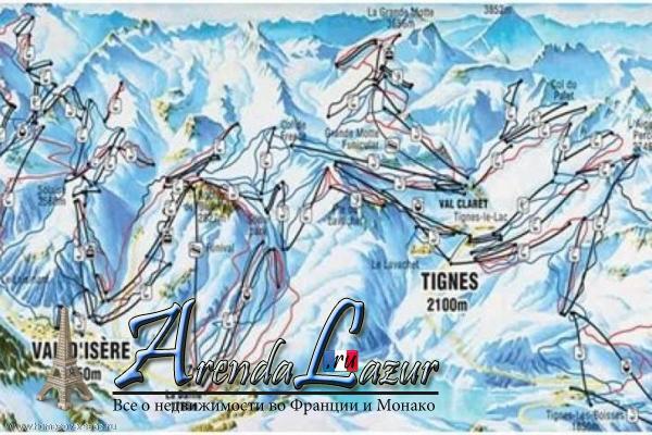 Шале класса люкс  на горнолыжном курорте