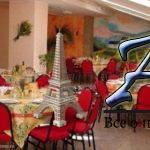 Популярный ресторан в Ницце