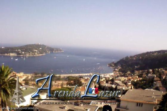 Участок с панорамным видом на море