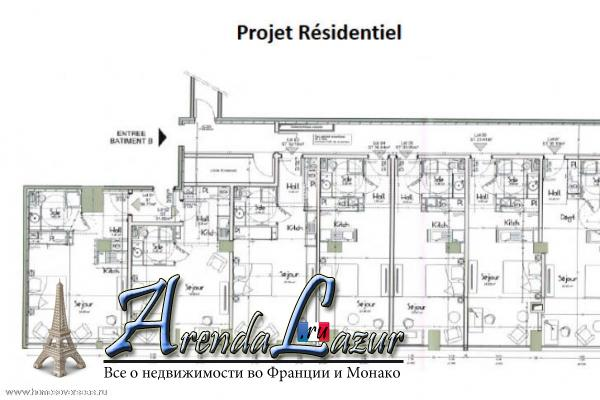 Инвестиционный проект в Ницце